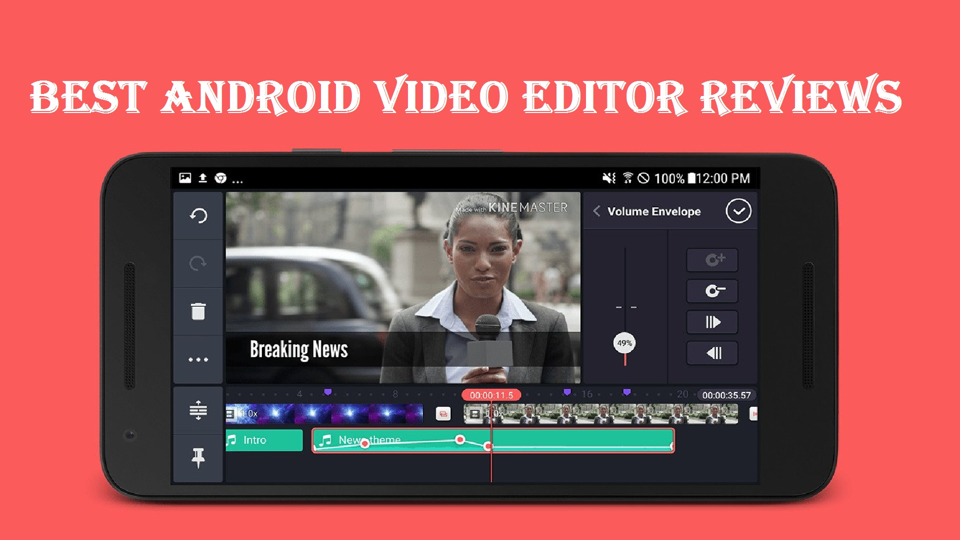 Best Android Video Editor Reviews