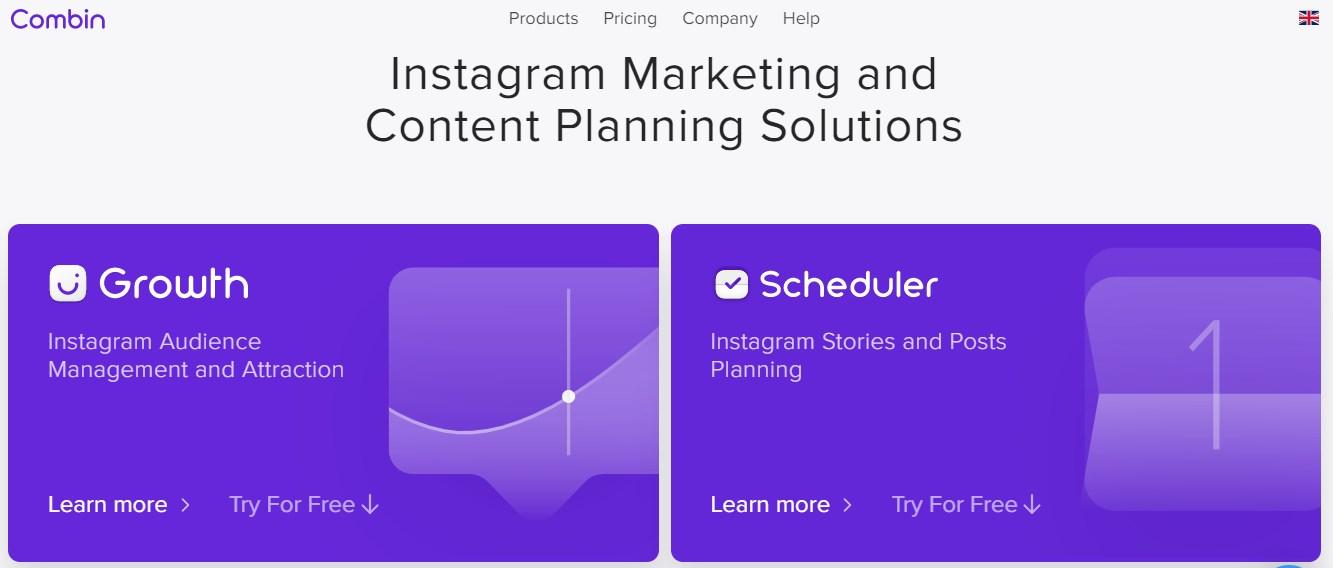 Combine Instagram marketing Tool