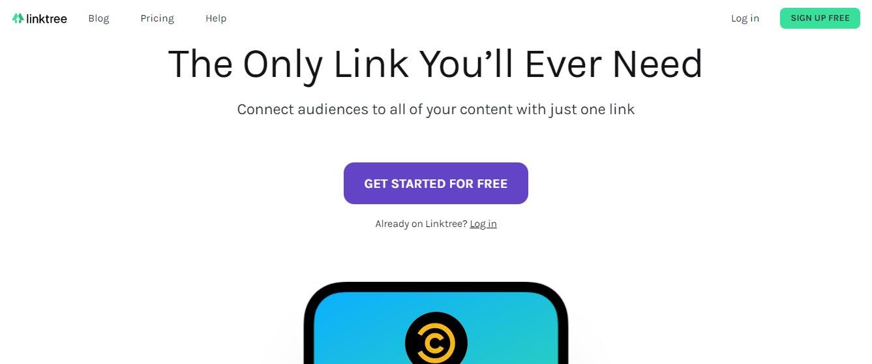 Linktr Instagram Link Connector