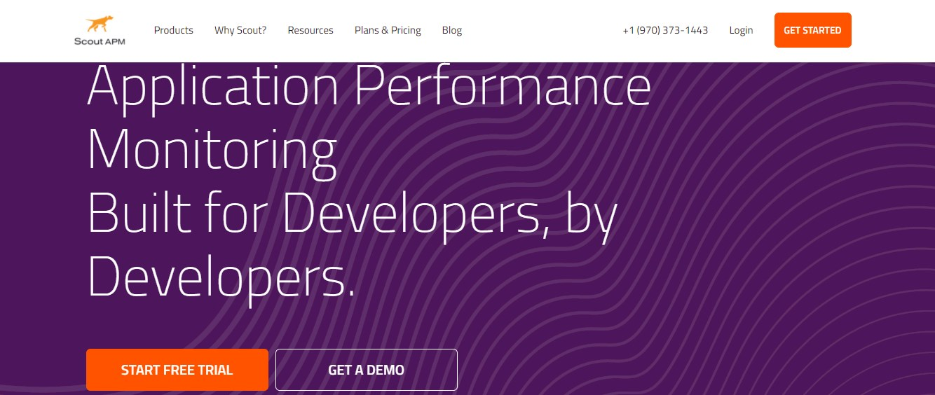 Scout Application Performance Monitoring Tool