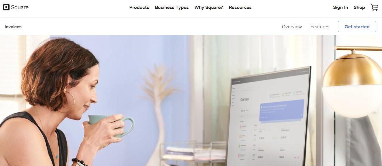Square Invoicing Software