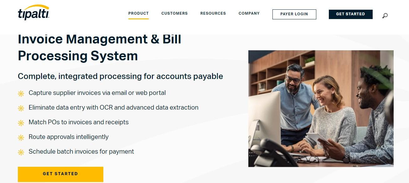 Tipalti Invoicing Software