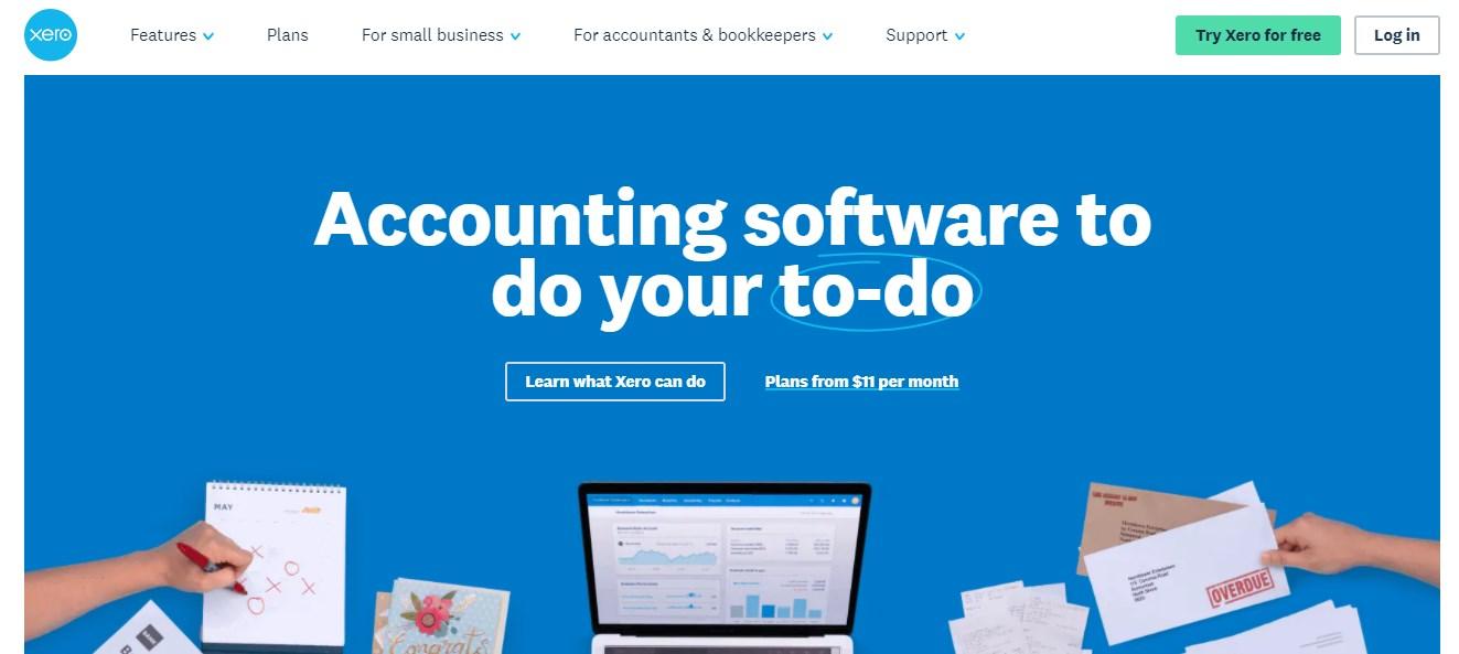 Xero Invoicing Software