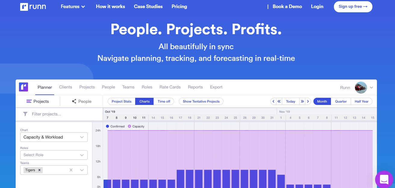 runn Production Scheduling Software