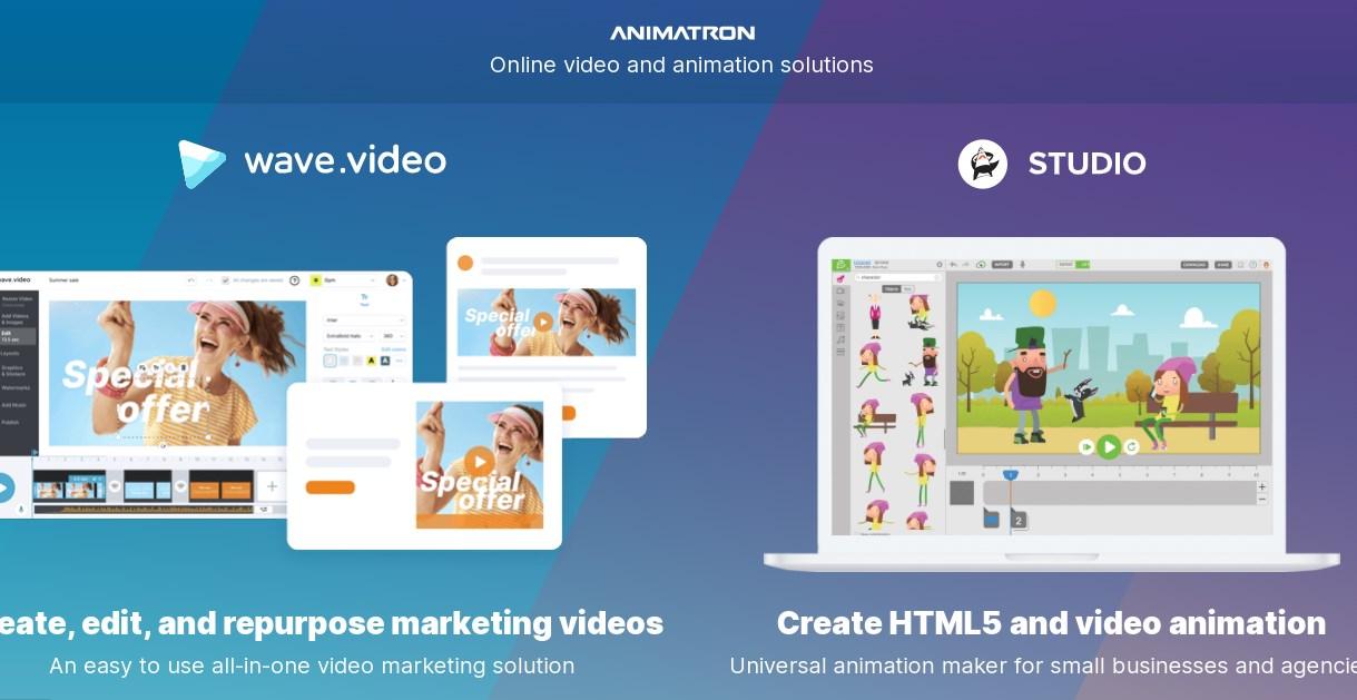 Animatron Animation Software