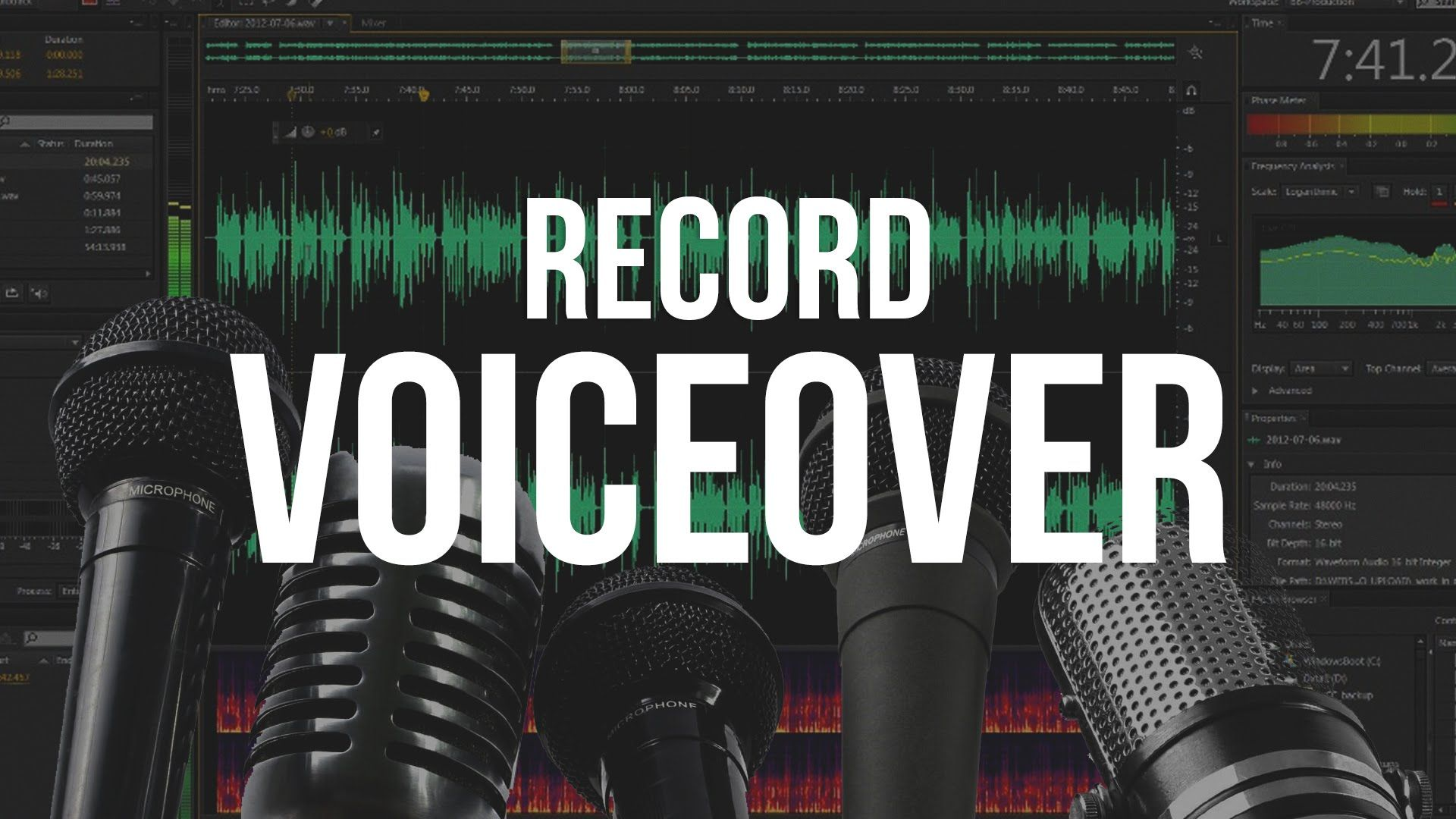 Best Voiceover Software Reviews