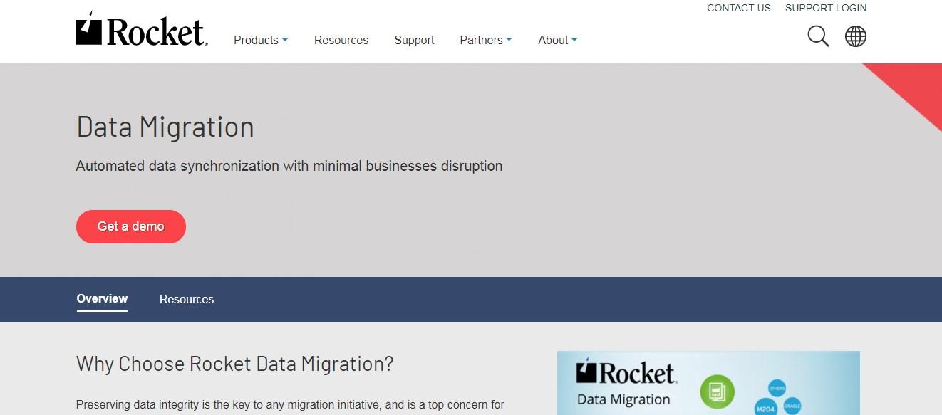 Rocket - Data Migration