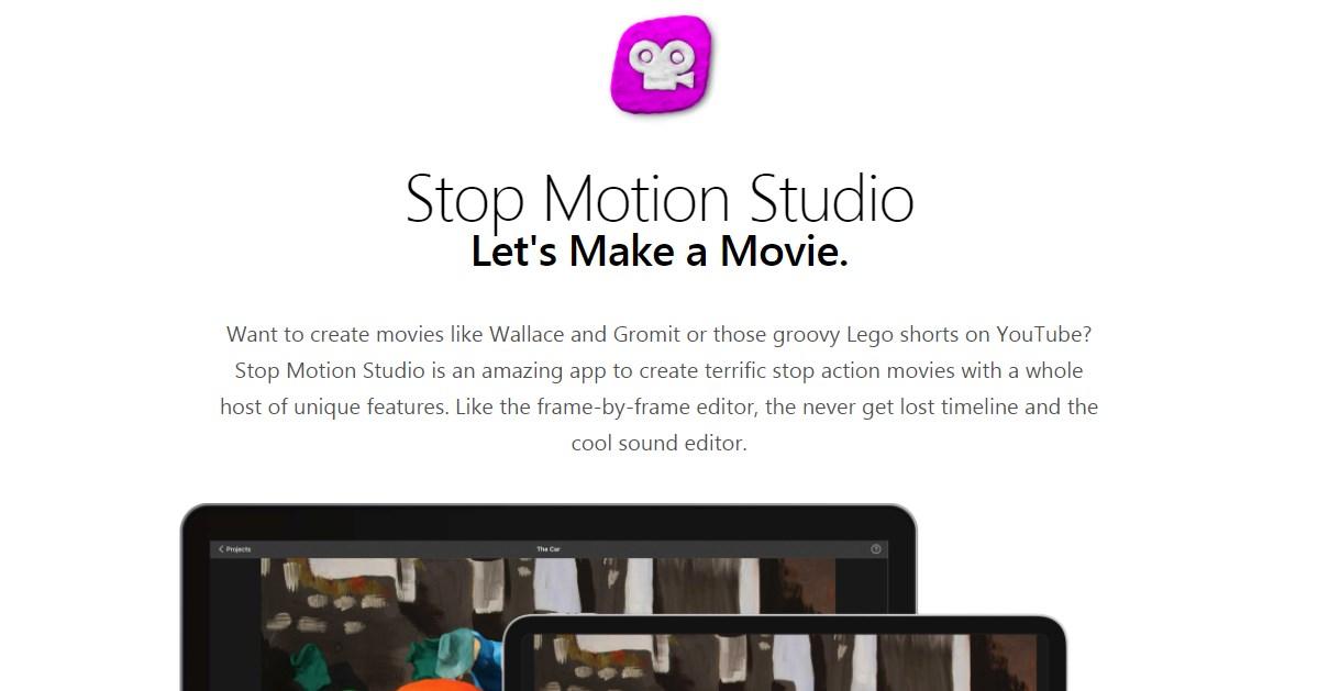Stop Motion Studio Animation Software